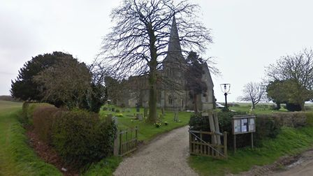 All Saints Church, in Little Canfield. Picture: GOOGLE