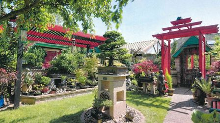 Step into a beautiful blooming oriental paradise in March this weekend as part of the National Garde
