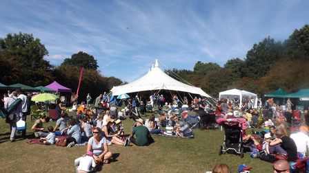 Woodfest at Hatfield Forest. Picture: NATIONAL TRUST