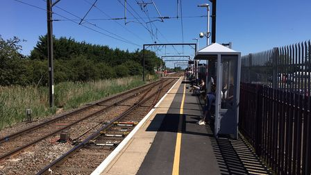 A £27m improvement plan for Waterbeach (pictured) and Littleport rail stations will enable longer tr