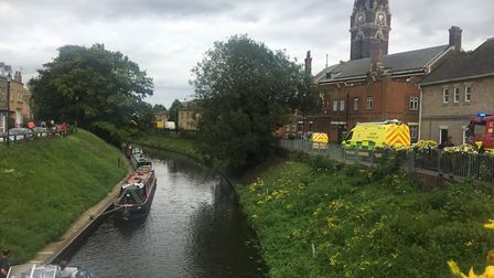 Family of man rescued from river in March say he 'self destructed'. Picture: CLARE BUTLER