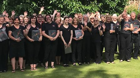 The Sing! Choirs group are looking to expand and recruit new talent. They have performed at events a