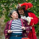 KD Theatre Productions brought the story of Peter Pan to life at Ely Cathedral. Picture: JUSTIN HERO