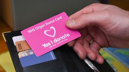 Call for families in Cambridgeshire to talk about organ donation as more than 60 people wait for tra