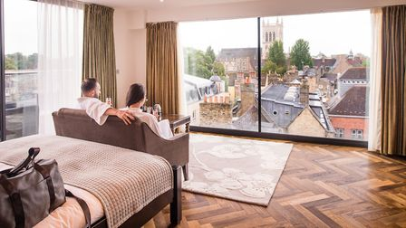 SIX has also unveiled a £2 million refurbishment of its 44 guest rooms, adding 22 jobs to the local
