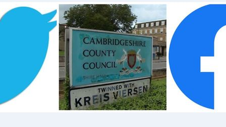 Cambridgeshire county county councillors rejected an extension to their code of conduct to cover soc