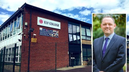 Ely College adult courses reviewed due to funding cuts says principal Richard Spencer. Picture: CLAR