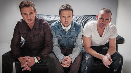 An explosive mix of 90s nostalgia is set for Cambridge when boybands 911, Five, Damage and A1 reunit