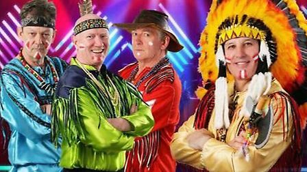 Ireland's top show band The Indians are coming back to Hunstanton's Princess Theatre on Sunday Augus