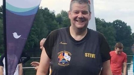 TCRC member Steve Clarke took part in the Nuremberg Parkrun, finishing in a respectable time of 29:4