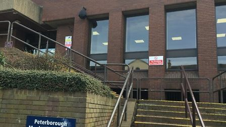 David Harley will appear before Peterborough Magistrates' Court today in relation to numerous offenc