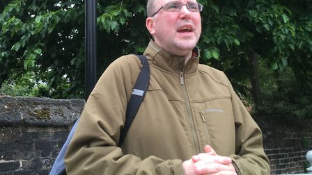 James Shand, 40, of High Street, Sutton, near Ely, received a three-year conditional discharge, and