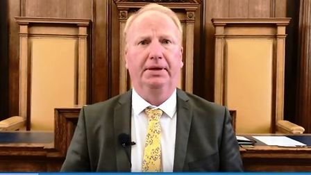 Cllr Steve Count, leader of Cambridgeshire County Council, has delivered a You Tube video presentati