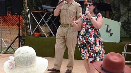 Vintage food, vehicles and swing dancing were just some of the attractions at this year's 1940's eve