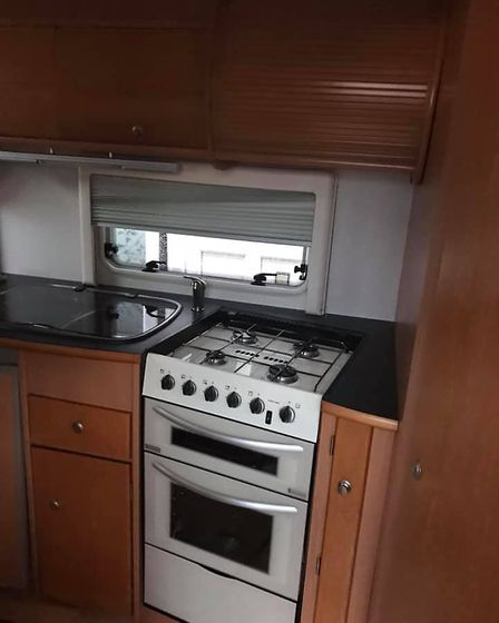 Ruth and Billy Herrington are appealing for help in finding their caravan that was stolen in the ear