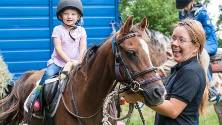 Rainbow Rural often holds fun days for families, such as this one last year. Picture: SAFFRON PHOTO
