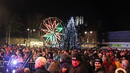 Organisers of Ely Christmas lights need more sponsors. The popular event attracts thousands. Picture