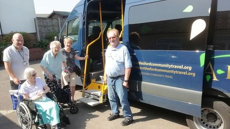 Uttlesford Community Travel is looking for more volunteers. Picture: CONTRIBUTED