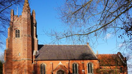 All Saints Church in Rayne is over 800 years old. Picture: CONTRIBUTED