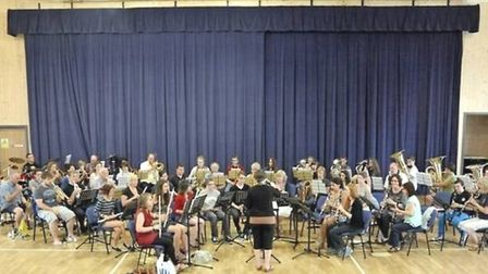 The Hereward Concert Band will be performing at a special 'Help for Heroes' charity concert at the N