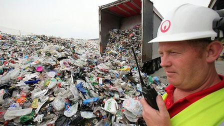 Nearly 5,000 staff at Cambridgeshire County Council will reduce and re-use plastics before recycling