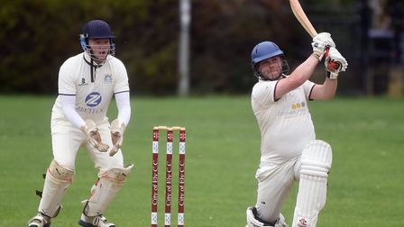 Tom Beaumont scored valuable runs to help City of Ely beat Wilburton. Picture: IAN CARTER