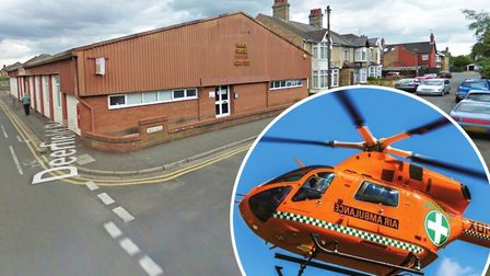 Bingo in aid of Magpas Air Ambulance takes place at the United Services Club in March on Friday, Aug