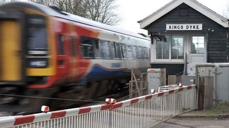 Kings Dyke crossing will go ahead with a new contractor after Kiers costs spiralled. Picture: Archan