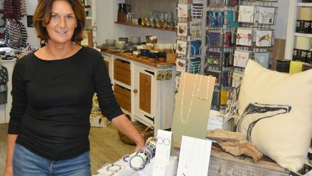 What traders think should be done to revive shopping in Ely High Street. Helen Watkins, from gift sh