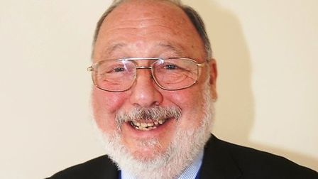 Whittlesey councillor David Mason who chairs the staff committee of Fenland Council that is overseei