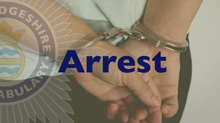 Two men have been arrested on suspicion of going equipped for theft or burglary in Ely after police