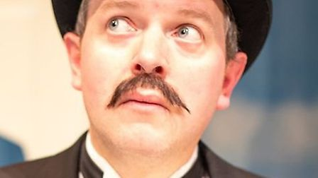 Miles Jupp brings David Tomlinson's story to life at the Cambridge Arts Theatre in The Life I Lead.