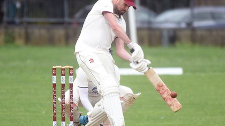 Ed Aniskowicz was in the runs again for title-winning City of Ely as they beat closest challengers C