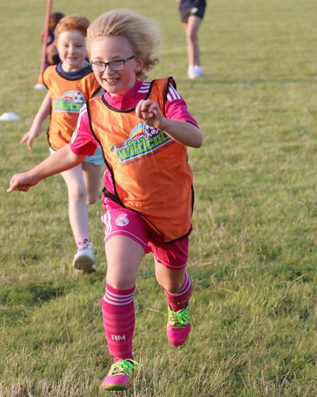 Whittlesey Junior Football Club is the newest official FA SSE Wildcat Soccer Centre to open. Picture