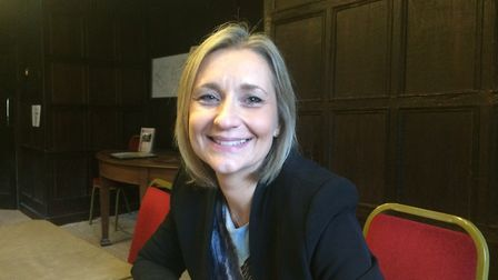 East Cambs tourism leader Tracey Harding who is to leave her role after 20 years for a new post at N
