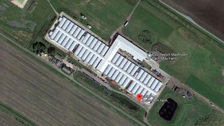 A number of workers at Littleport Mushroom Farm were taken to hospital after a chemical incident in
