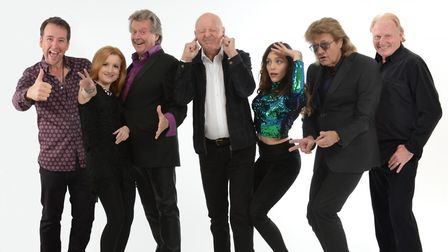 Jasper Carrott is bringing his Stand Up & Rock show to the Cambridge Corn Exchange on Friday Septemb