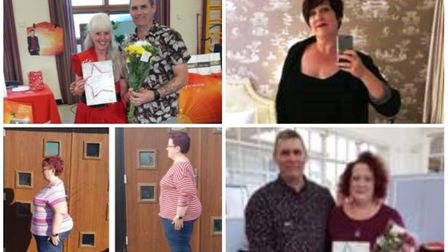 Super slimmers from March have opened up about their weight loss journey with Nik's Slimming World G