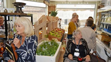 New eco friendly farm shop Unwrapped oens in Ely. Picture: MIKE ROUSE