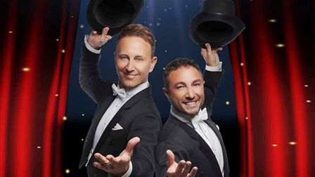 Strictly star Ian Waite says Cambridge will be one of his favourite places to perform with co-star V