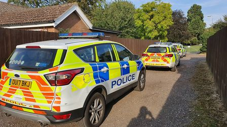 Cannabis and MDMA seized from teenagers after police stop search three boys in Soham recreation grou