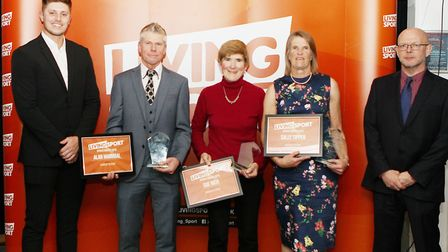 Now is your chance to nominate them for a Living Sport Sports Award as nominations are now open. Pic