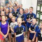 A sensational start to the new swimming season for March Marlins Swimming Club at the Senior Fenland