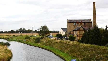 Built in 1831, the Stretham Old Engine is the last survivor in the southern Fenland of over 100 stea