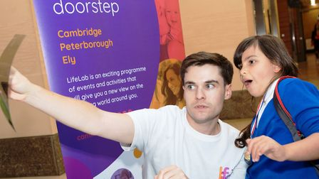 LifeLab has launched an exciting programme of events for Friday 27th and Saturday 28th September 201