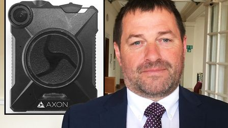 John Birkenhead, business director at Skanska who will be rolling out body cameras for their highway