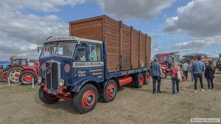 The annual Haddenham Steam Rally which took place in the county on September 7 and 8. Picture: Kev /