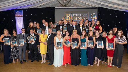 The Uttlesford Business Award finalists 2019. Picture: DANNY LOO