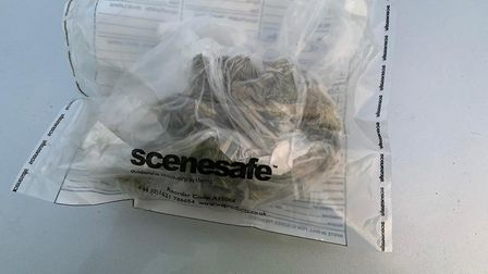 The driver of a Volkswagen Golf made off from a police car in Chatteris only to be boxed in by anoth