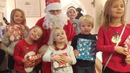 Book now for breakfast with Santa in Ely. Picture: LIONS CLUB OF LITTLEPORT